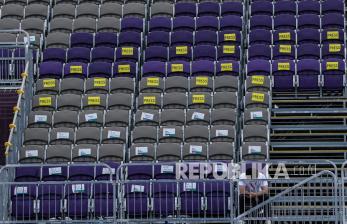 In Picture: Olimpiade Tokyo 2020 Tanpa Penonton
