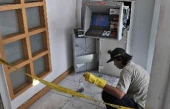 Pembobol ATM di Cipayung Diduga Sindikat Profesional