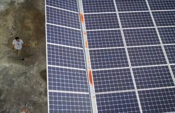 Kapasitas PLTS di Pulau Jawa Ditargetkan 2.500 MW