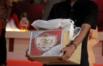 BPR BKK Purwokerto Bantu Wartawan Terdampak Covid-19