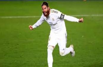 Ramos: Jika Madrid Juara, Itu Bukan karena Wasit