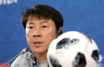 Shin Sanggah Pelatih PSM Soal Pemain Timnas Indonesia