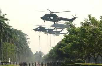 Rancangan Perpres TNI Atasi Terorisme Dinilai Membingungkan