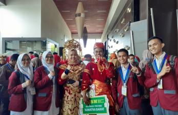 Sebanyak 374 Siswa Ikuti Kompetisi Sains Madrasah 2021