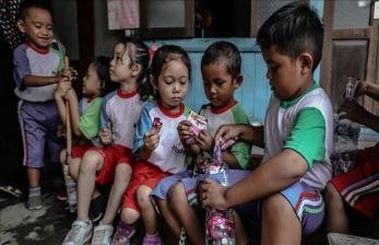 Sebanyak 1.266 PAUD di Kota Bekasi Gelar PTM Terbatas