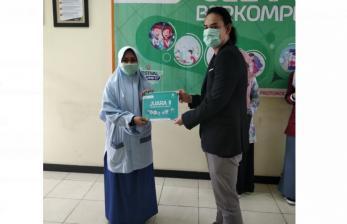 Siswi SMPIT Nurul Fikri Bogor Sabet Juara di UMB