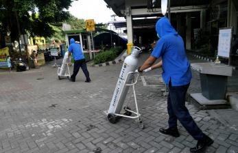 Oksigen Kurang, IGD RSUD Dr Haryato Lumajang Tutup Sementara