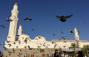 Masjid Quba Kembali Dibuka