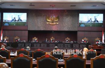 Hari Kedua, MK Kembali Sidangkan 35 Gugatan Pilkada