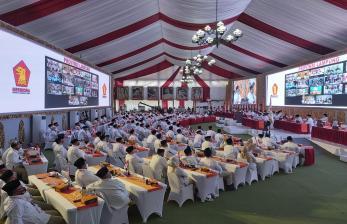 Prabowo Resmi Kembali Pimpin Partai Gerindra Hingga 2025