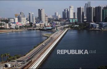 Malaysia dan Singapura Kembali Bicarakan Proyek Kereta Cepat