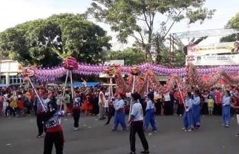 Perayaan Cap Go Meh Bukti Warga Sumbar Menyukai Keberagaman