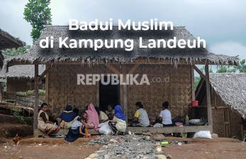 Badui Muslim di Kampung Landeuh