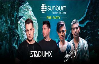 BookMyShow Online Gelar Acara Musik Sunburn Home Festival