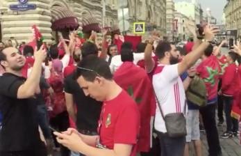 Suporter Maroko Yakin Negaranya Kalahkan Portugal