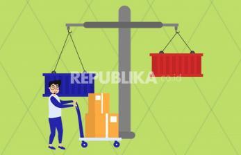 Ekonom: Surplus Dagang Mei Bantu Pulihan Ekonomi Kuartal II