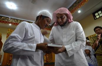 Ini Kenangan Ridwan Kamil dengan Syekh Ali Jaber