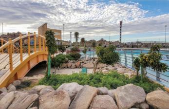 Taman Al-Rudaf yang Populer, Ikon Kota Thaif