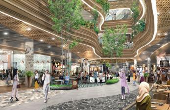 Sinarmas Land dan Kawan Lama Bangun Mall Rp 1,4 T
