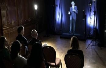 Perusahaan Ini Buat Mesin untuk Bicara dengan Hologram