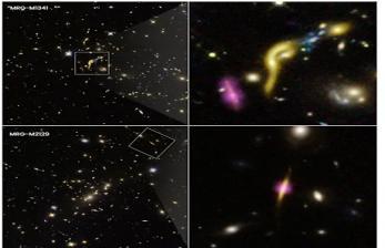 Teleskop Hubble Temukan Enam Galaksi Mati