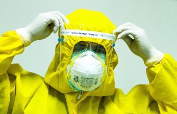 DKI Jakarta Prioritaskan Distribusi Vaksin Covid untuk Nakes