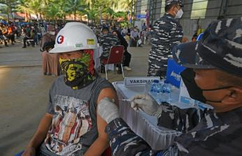 Tim Pakar: Serbuan TNI-Polri Percepat Distribusi Vaksin