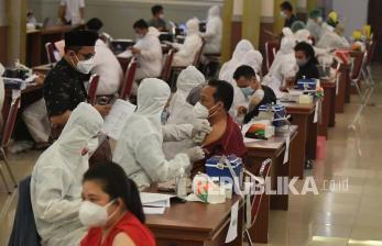 Vaksinasi Gotong Royong Diharapkan Dorong Pemulihan Ekonomi