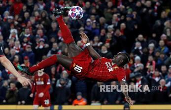 Liverpool: Sadio Mane tidak Dijual
