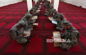 Program Nato, Tentara Afghanistan akan Dilatih di Turki