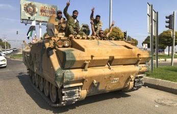 Menlu Faisal Mekdad Minta Turki Keluar dari Suriah