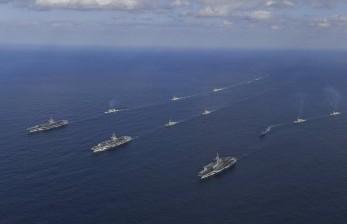 India, AS, Australia, Jepang akan Gelar Latihan Gabungan