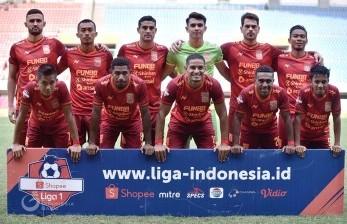 Borneo FC Jaga Kondisi Pemain Sambil Nantikan Kompetisi