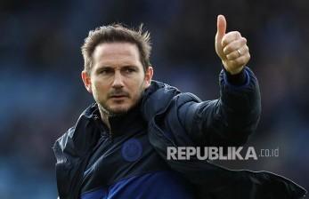 Lampard : Kante Absen saat Chelsea Bentrok Crystal Palace