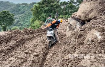 Pemprov Sulawesi Barat Minta Bantuan Perbaikan Jalan