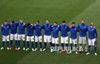 Kilas Euro 2020: Italia Memburu Rekor