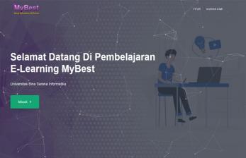 Tim PJJ & E-Learning, Kunci Sukses Pembelajaran Daring UBSI