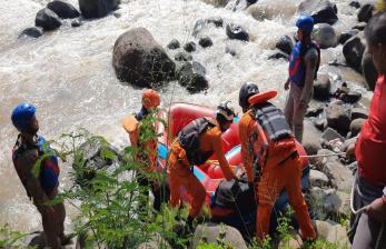 Hanyut di Ciliwung, Bocah Asal Bogor Ditemukan di Manggarai