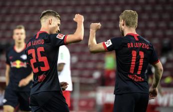 RB Leipzig Amankan Posisi Ketiga Klasemen