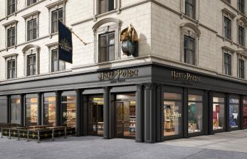 Toko Harry Potter New York Buka Mulai 3 Juni
