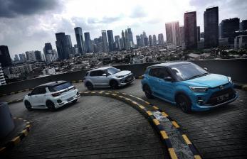 Baru Sepekan, SPK Toyota Raize Sudah Segini