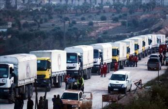 PBB Sepakat Pengiriman Bantuan ke Suriah Lewat Satu Pintu