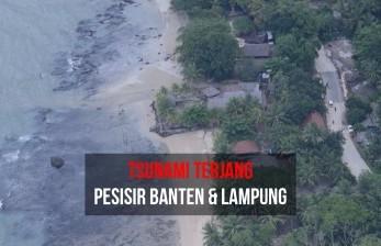 BPBD Lebak Minta Warga tidak Panik Soal Potensi Tsunami