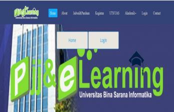 Pandemi Covid-19, UBSI Terapkan Sistem E-Learning