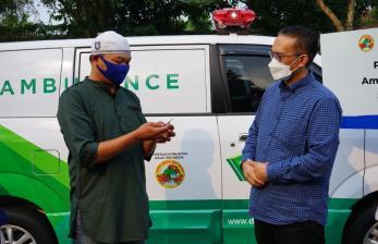 DD Tekno-K3I Hadirkan Ambulans Gratis Bagi Masyarakat Bogor