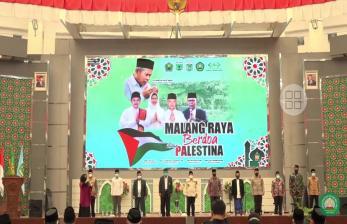 Unisma Gelar Doa Bersama untuk Palestina