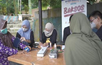 UMM Lakukan Bakti Sosial di Wilayah Terdampak Gempa