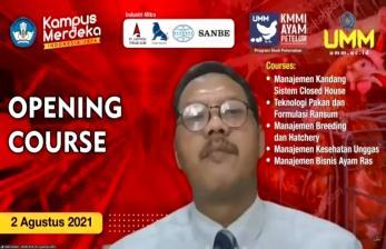 UMM Tingkatkan <em>Skill</em> Industri Mahasiswa Melalui KMMI