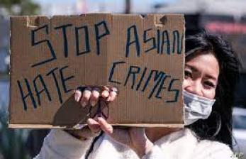 Senat AS Loloskan RUU Kejahatan Rasial Terhadap Orang Asia