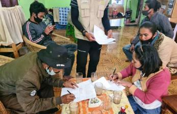Advokasi Pembentukan Korporasi Petani Food Estate Humbahas